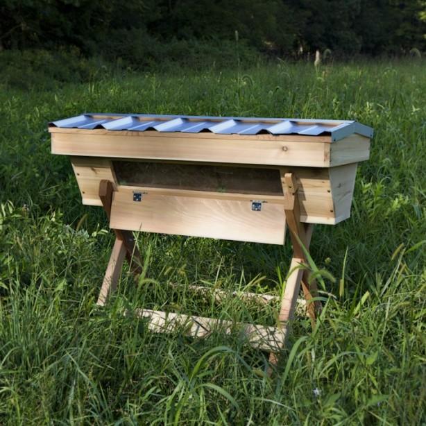 Top Bar Beehive