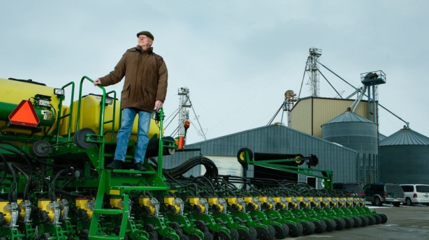 Harry Stine - Soybean KING.  - Image Credit - Forbes  Magazine