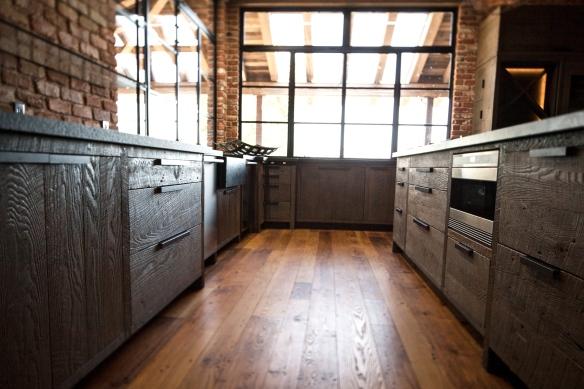 Rustic Kitchen Concept
